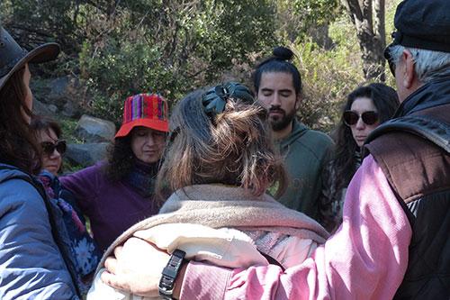 Tour Imatura Baños de bosque